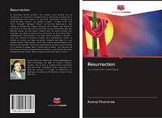 Обложка Résurrection