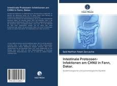 Buchcover von Intestinale Protozoen-Infektionen am CHNU in Fann, Dakar.