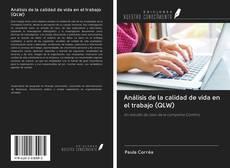 Portada del libro de Análisis de la calidad de vida en el trabajo (QLW)