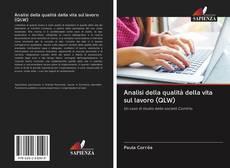 Borítókép a  Analisi della qualità della vita sul lavoro (QLW) - hoz