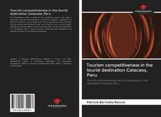 Bookcover of Tourism competitiveness in the tourist destination Catacaos, Peru