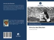 Stimulus des Okkulten的封面
