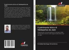 Copertina di Il patrimonio idrico di Valdepeñas de Jaén