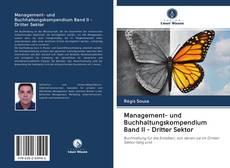 Обложка Management- und Buchhaltungskompendium Band II - Dritter Sektor