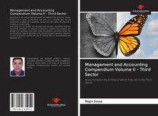 Bookcover of Management and Accounting Compendium Volume II - Third Sector
