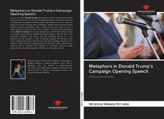 Couverture de Metaphors in Donald Trump's Campaign Opening Speech