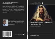 Portada del libro de Haz que el Espíritu Santo sea tu compañero diario