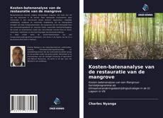 Borítókép a  Kosten-batenanalyse van de restauratie van de mangrove - hoz