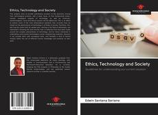 Couverture de Ethics, Technology and Society