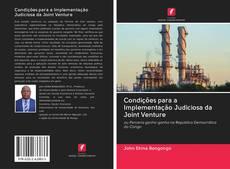 Portada del libro de Condições para a Implementação Judiciosa da Joint Venture