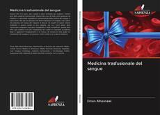 Copertina di Medicina trasfusionale del sangue