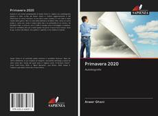 Bookcover of Primavera 2020