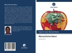 Bookcover of Menschliche Natur