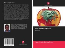 Bookcover of Natureza humana
