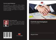 Couverture de Contrat psychologique