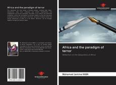 Bookcover of Africa and the paradigm of terror