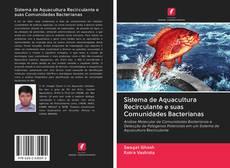 Capa do livro de Sistema de Aquacultura Recirculante e suas Comunidades Bacterianas
