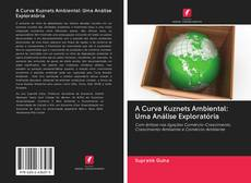 Bookcover of A Curva Kuznets Ambiental: Uma Análise Exploratória