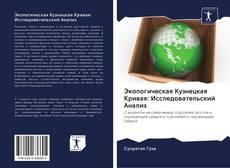 Couverture de Экологическая Кузнецкая Кривая: Исследовательский Анализ