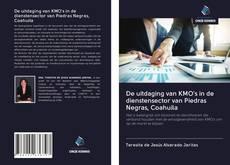 Copertina di De uitdaging van KMO's in de dienstensector van Piedras Negras, Coahuila