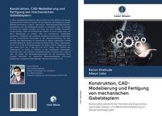 Capa do livro de Konstruktion, CAD-Modellierung und Fertigung von mechanischen Gabelstaplern