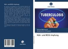 Bookcover of HLA- und BCG-Impfung