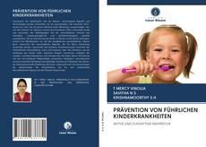 Portada del libro de PRÄVENTION VON FÜHRLICHEN KINDERKRANKHEITEN