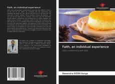 Capa do livro de Faith, an individual experience