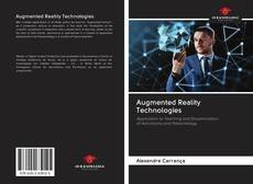 Capa do livro de Augmented Reality Technologies