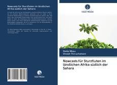 Обложка Nowcasts für Sturzfluten im ländlichen Afrika südlich der Sahara