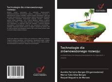Bookcover of Technologie dla zrównoważonego rozwoju: