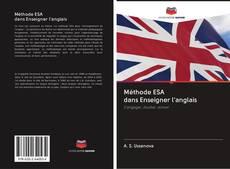 Méthode ESA dans Enseigner l'anglais kitap kapağı