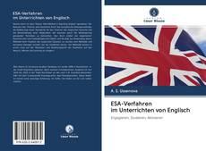 Bookcover of ESA-Verfahren im Unterrichten von Englisch