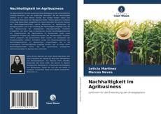 Обложка Nachhaltigkeit im Agribusiness