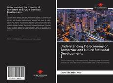 Understanding the Economy of Tomorrow and Future Statistical Developments 3的封面