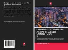 Copertina di Compreender a Economia do Amanhã e a Evolução Estatística Futura 3