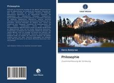 Bookcover of Philosophie