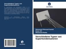 Обложка Verschiedene Typen von Superkondensatoren