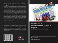 Borítókép a  Chiama per la ristrutturazione politica in Nigeria - hoz