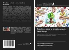 Portada del libro de Prácticas para la enseñanza de la ecología