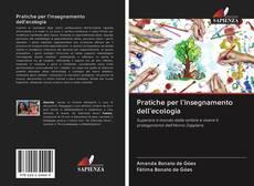 Buchcover von Pratiche per l'insegnamento dell'ecologia
