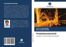 Buchcover von Produktionstechnik