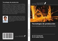 Portada del libro de Tecnología de producción