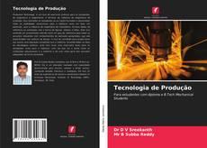 Borítókép a  Tecnologia de Produção - hoz