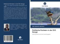 Bookcover of Politische Parteien in der D.R. Kongo