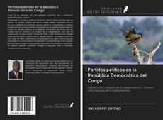 Portada del libro de Partidos políticos en la República Democrática del Congo