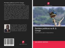 Buchcover von Partidos políticos na R. D. Congo