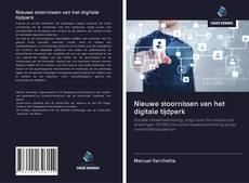 Borítókép a  Nieuwe stoornissen van het digitale tijdperk - hoz