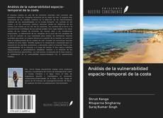 Portada del libro de Análisis de la vulnerabilidad espacio-temporal de la costa