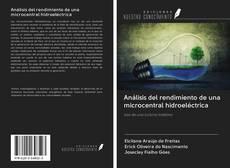Portada del libro de Análisis del rendimiento de una microcentral hidroeléctrica